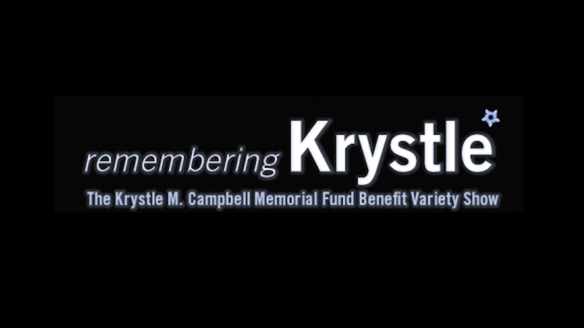 Regent Benefit Concert for Krystle Campbell