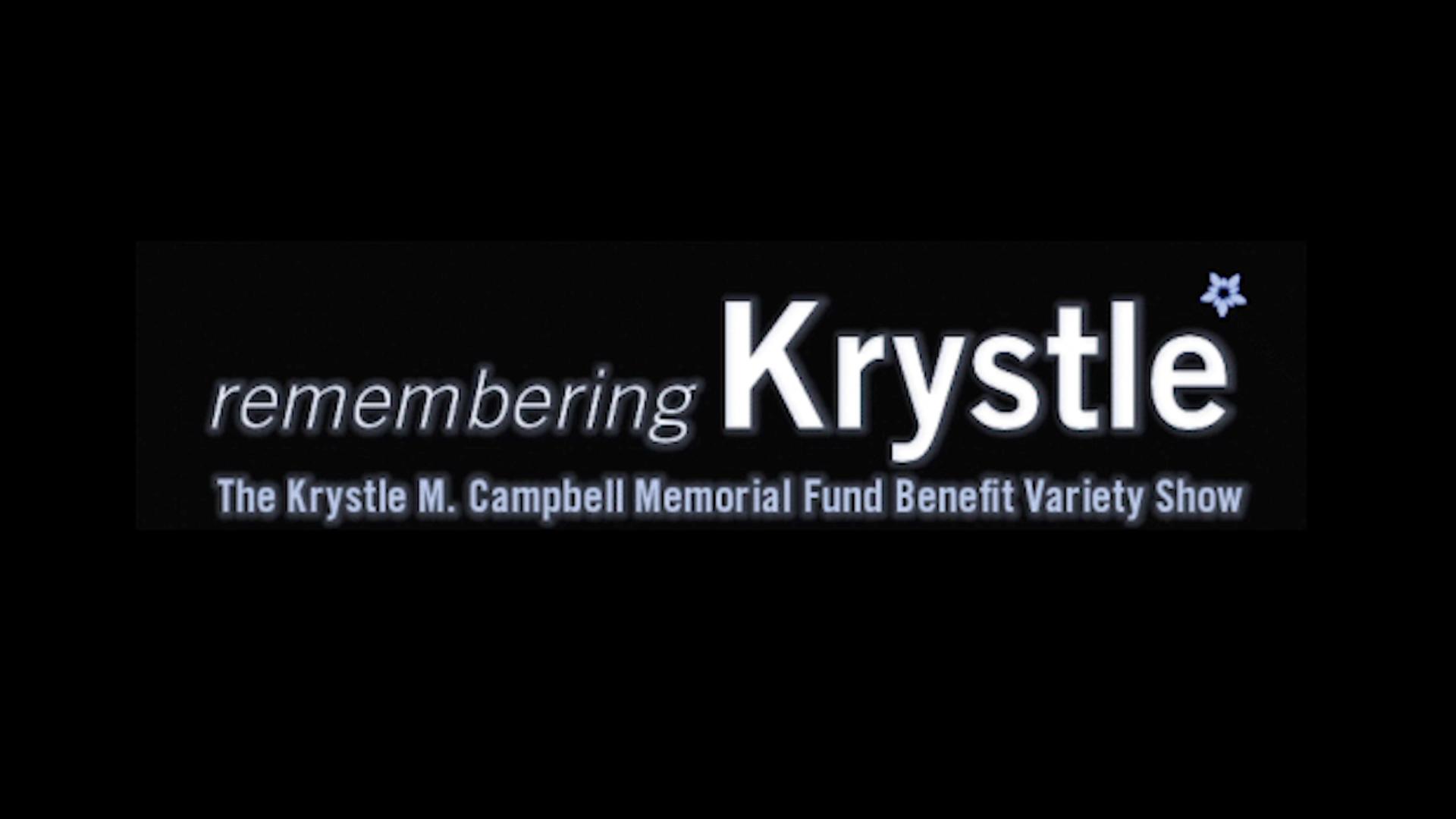 Regent Benefit Concert for Krystle Campbell
