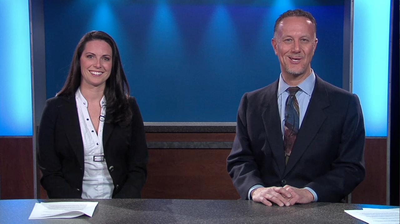 Newscast: February 20, 2014