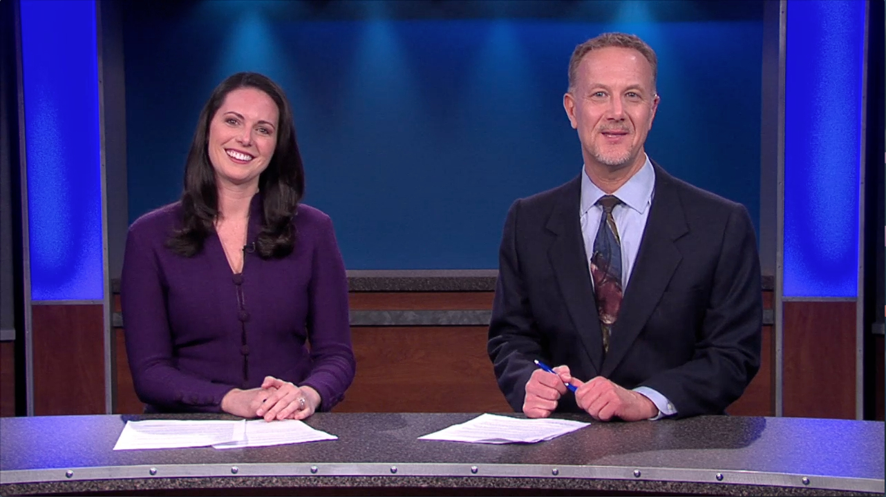 Newscast: March 27, 2014