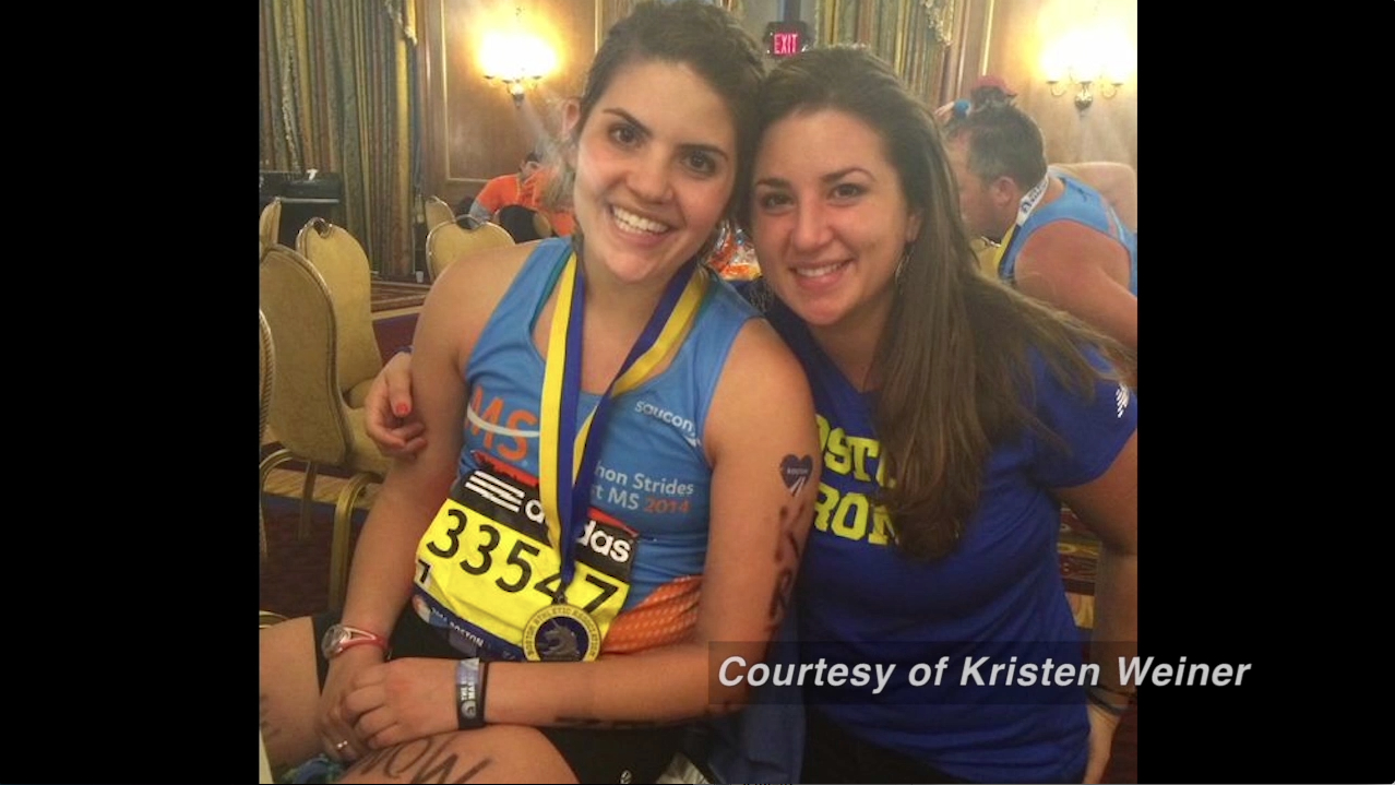 Boston Marathon: Kristen Weiner – Part 2