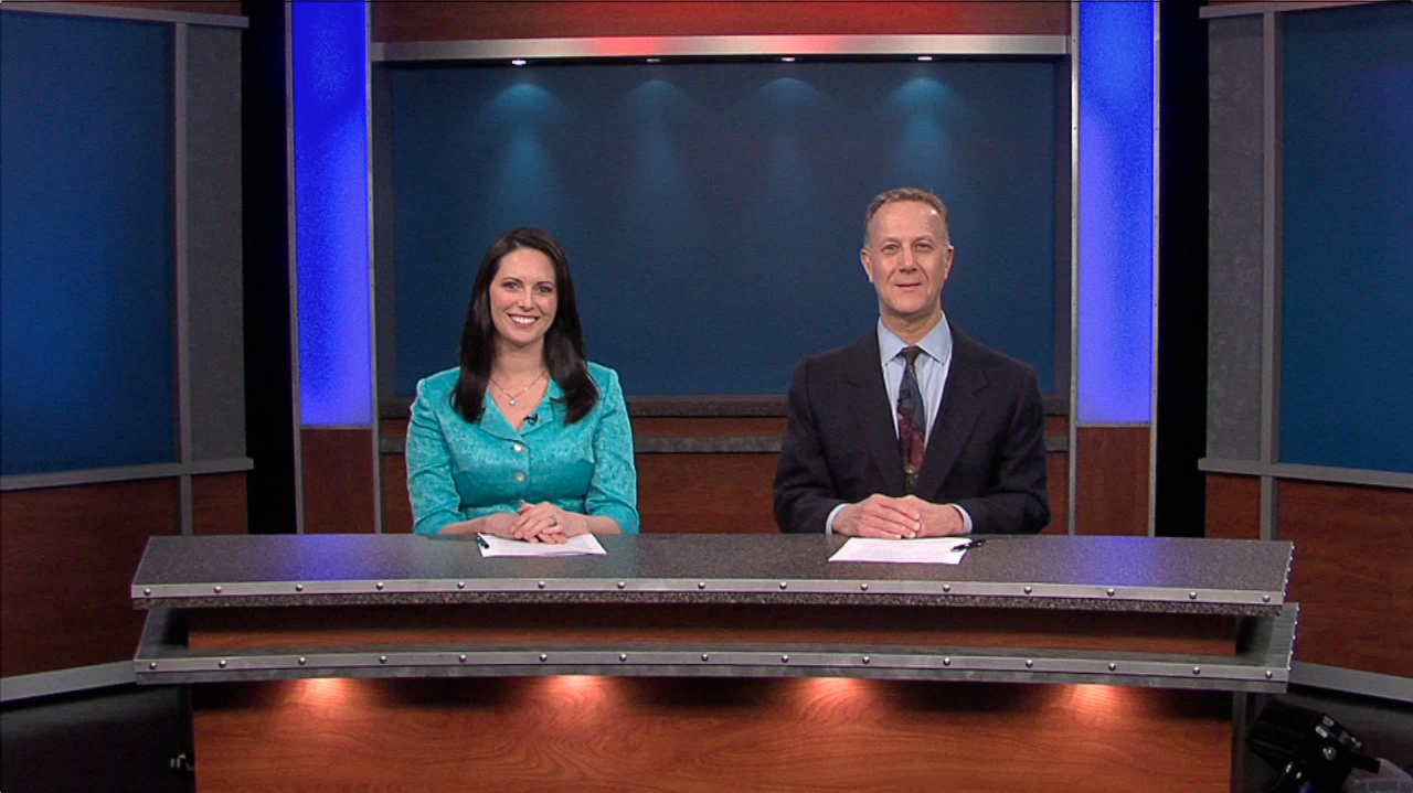 Newscast: April 24, 2014