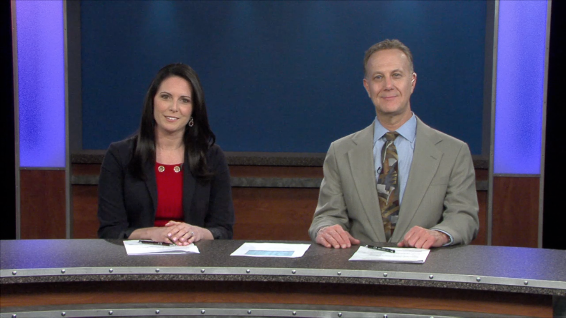 Newscast: May 8, 2014