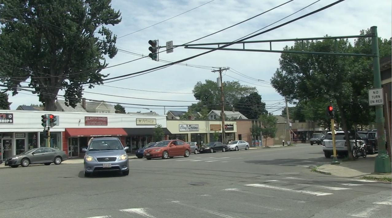 Pedestrian Safety: Mass Ave