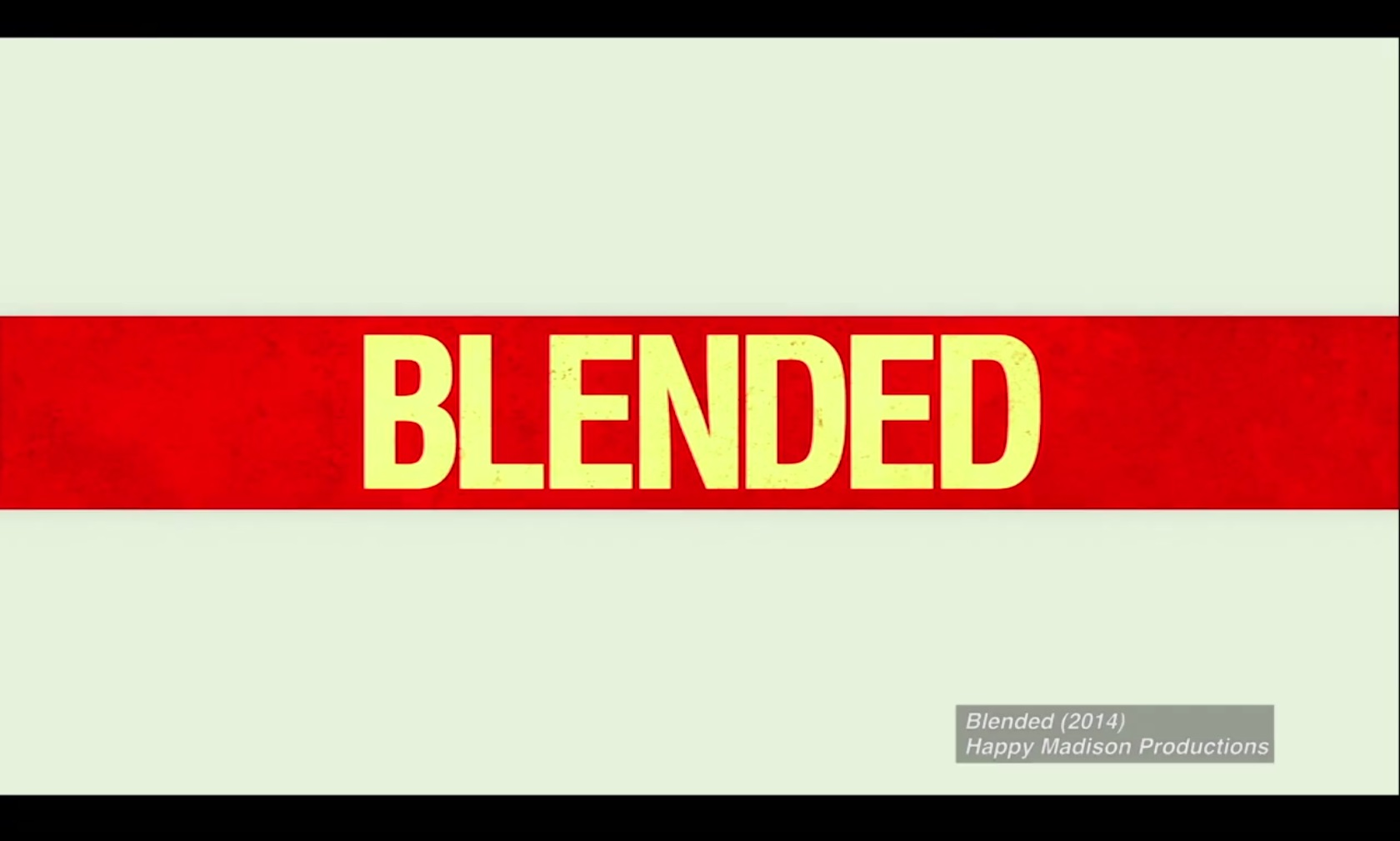 Blended Review