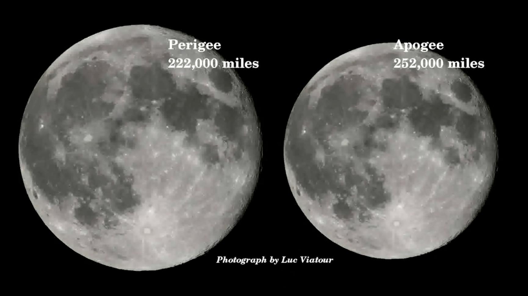 2014 Super Moon