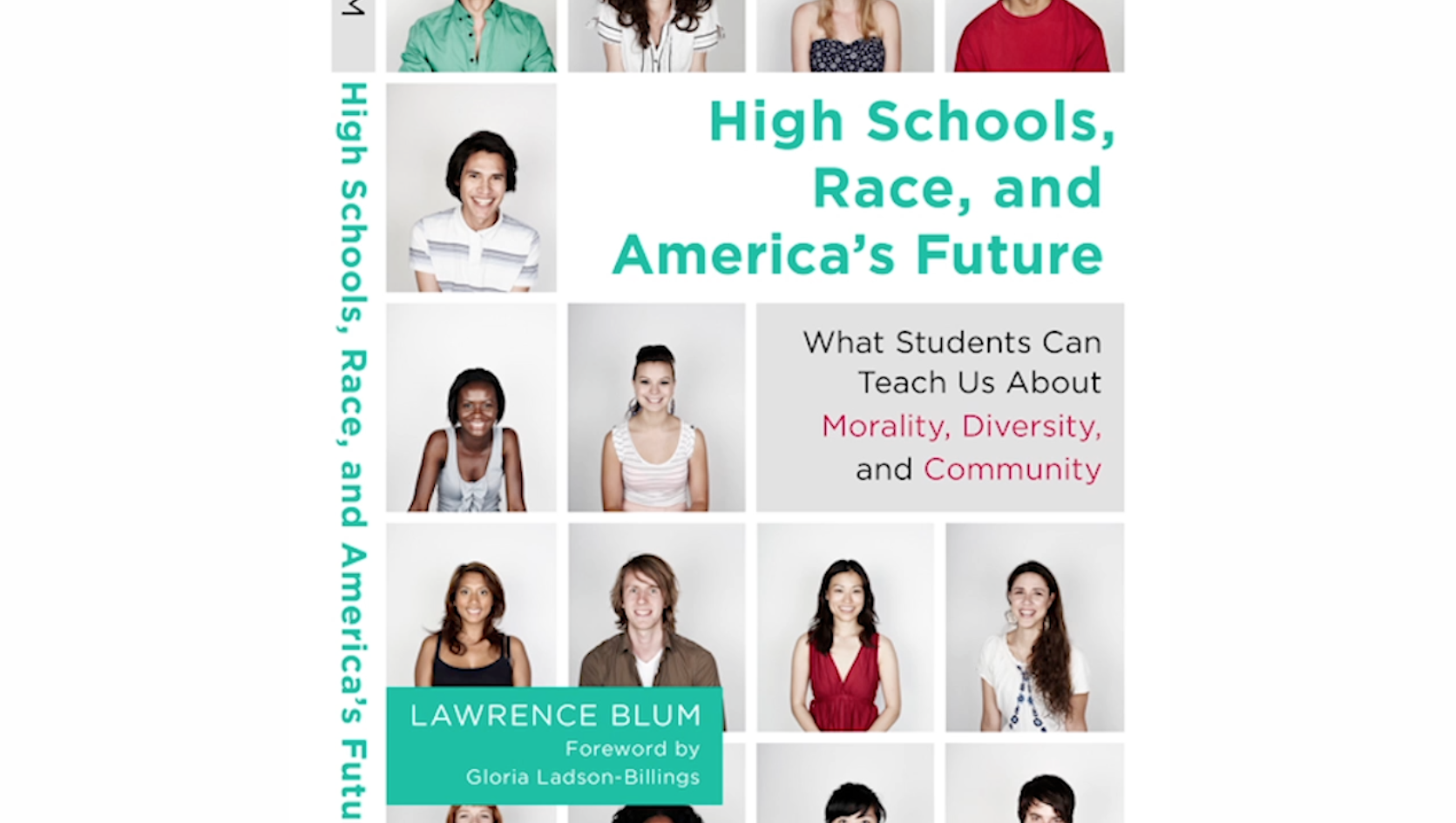 Larry Blum – High Schools, Race, and America's Future