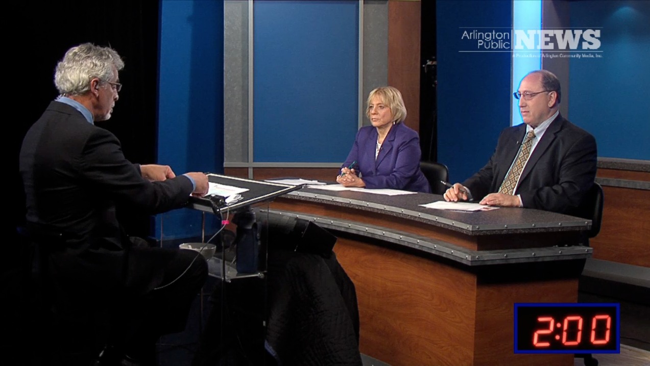 2014 State Primary – Councillor's Debate (D)