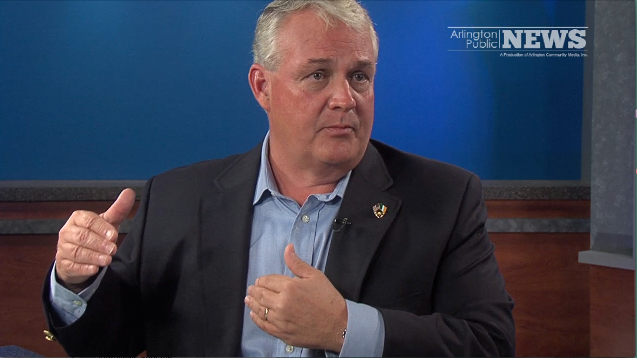 2014 State Primary – Treasurer: Michael James Heffernan (R)