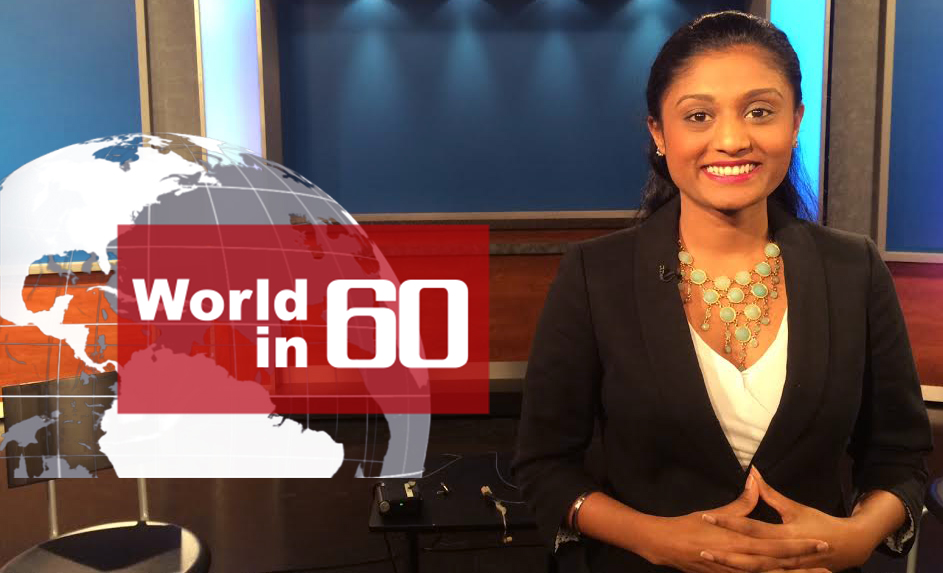 World in 60 | October 31, 2014