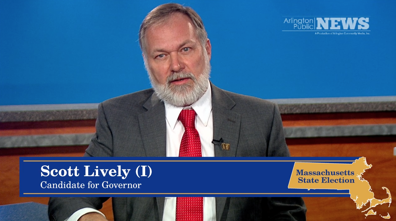 2014 State Election – Governor: Scott Lively (I)