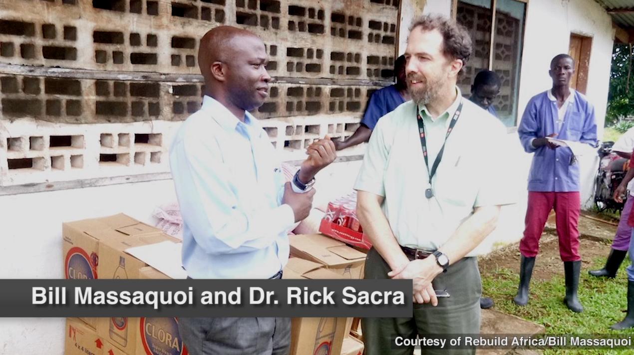 Ebola: Rebuild Africa