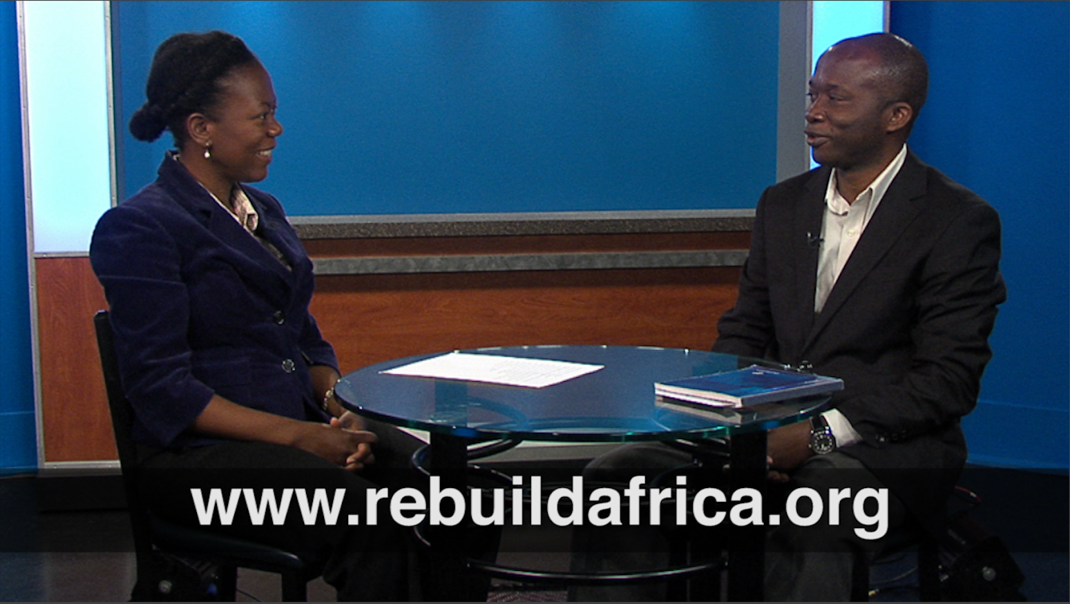 Ebola: Rebuild Africa – Extended Interview