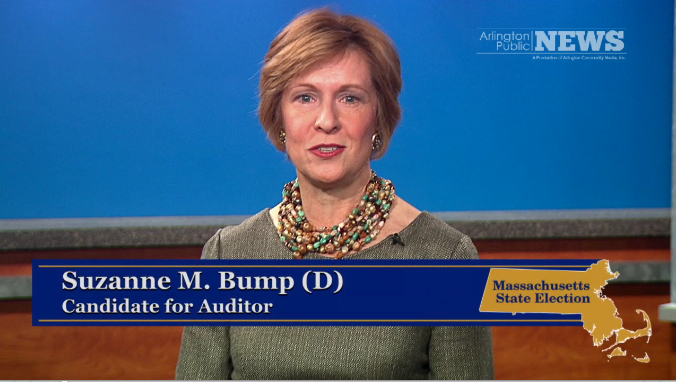 2014 State Election – Auditor: Suzanne M. Bump (D)