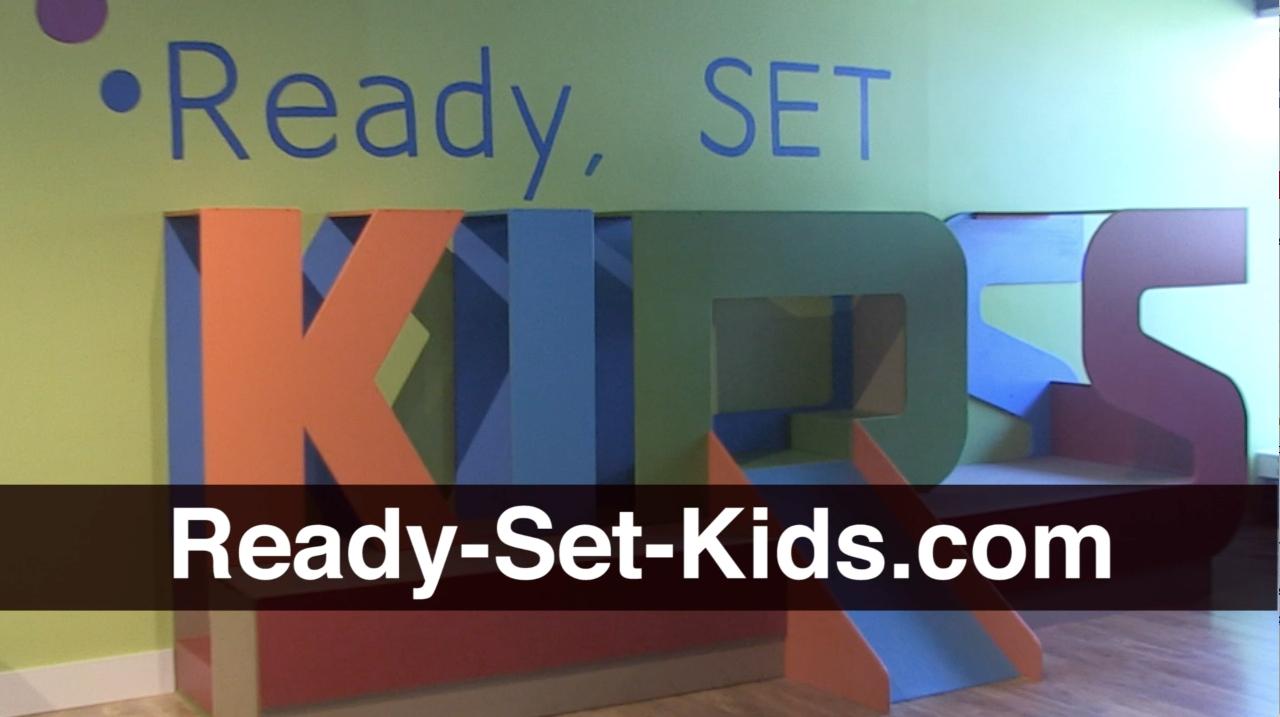 Ready, Set, Kids!