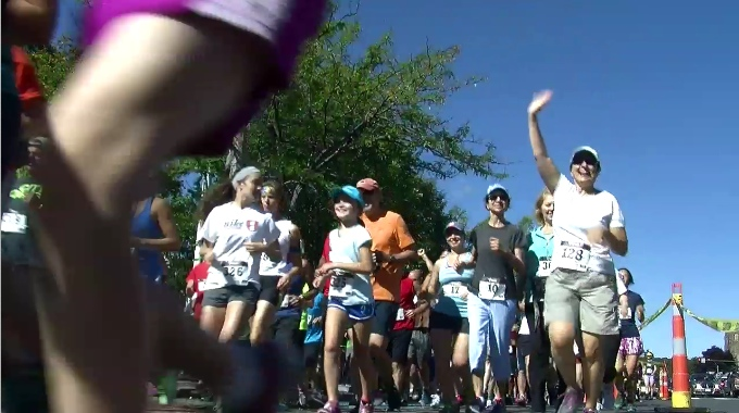Running with Friends 5K
