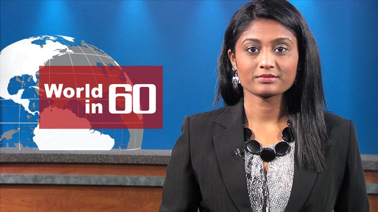 World in 60 | October 28, 2014