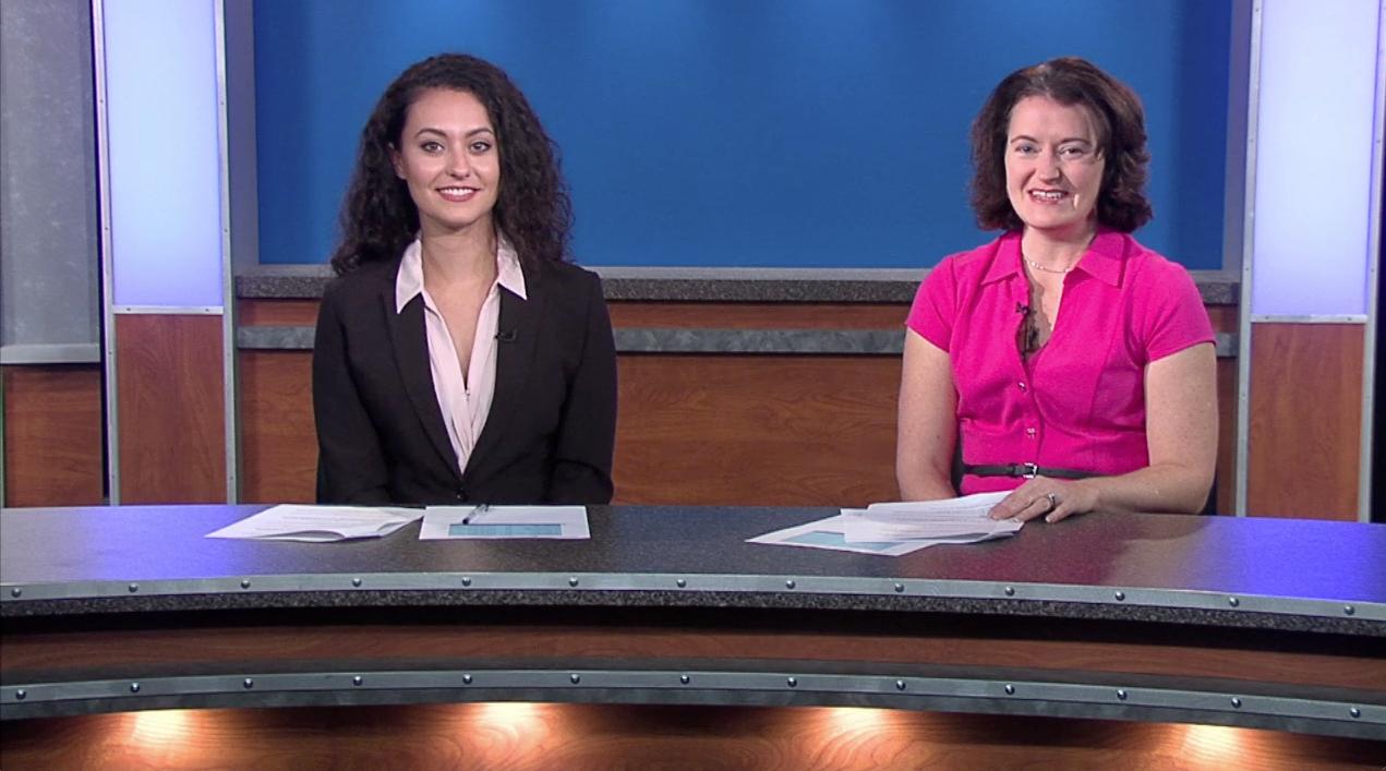 Newscast: November 17, 2014