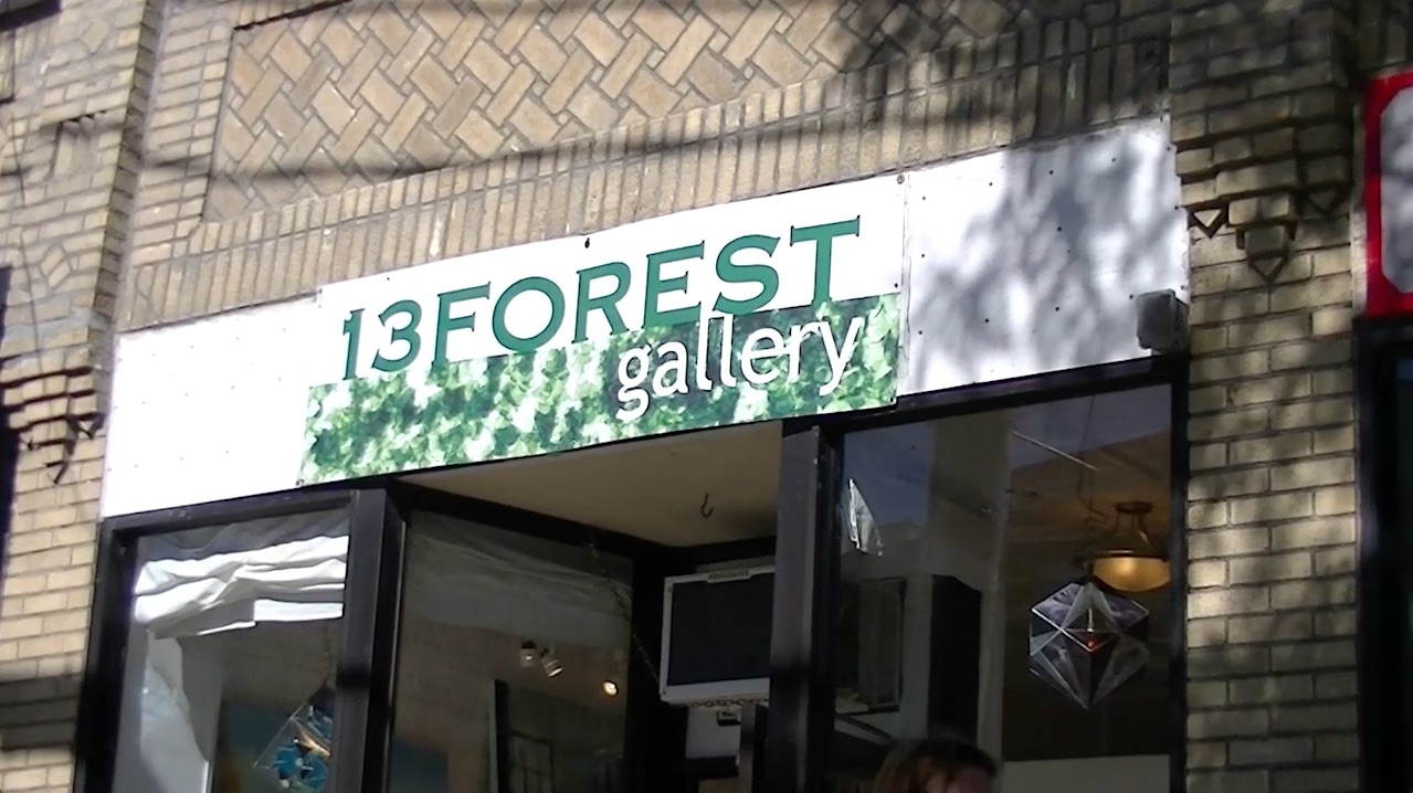 13Forest Gallery: Plenty
