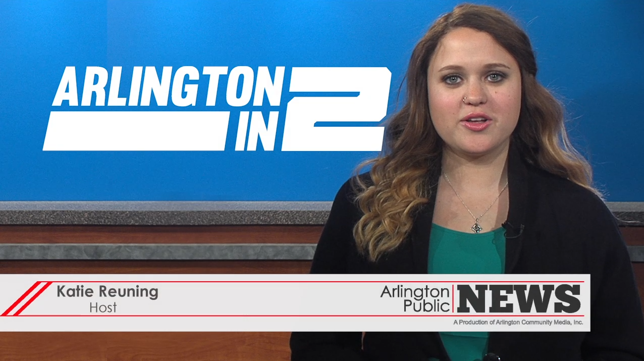 Arlington in 2 | January 6, 2015