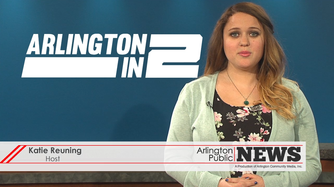 Arlington in 2 | January 8, 2015