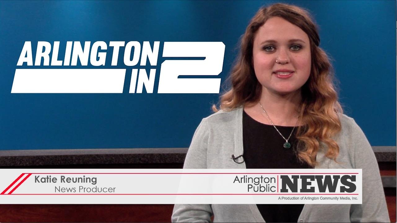 Arlington in 2 | January 23, 2015