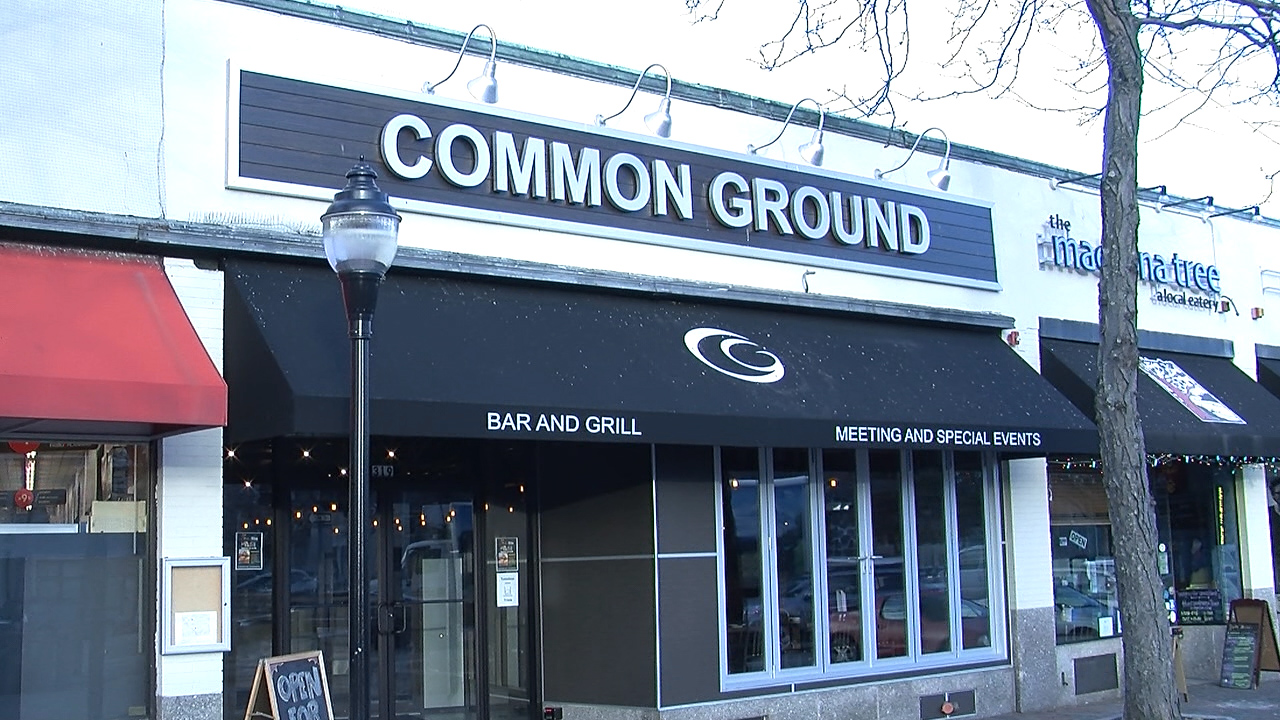 After 8 | Common Ground Bar & Grill