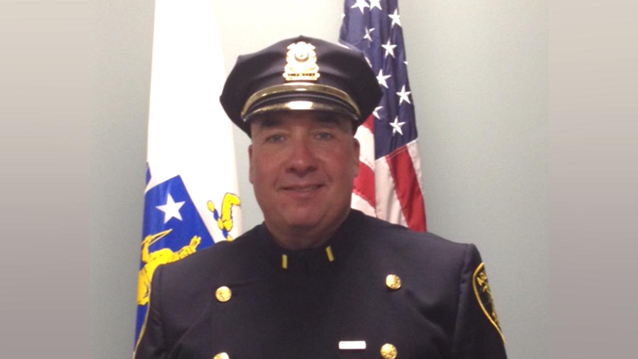 Lt. J.J. White Retirement