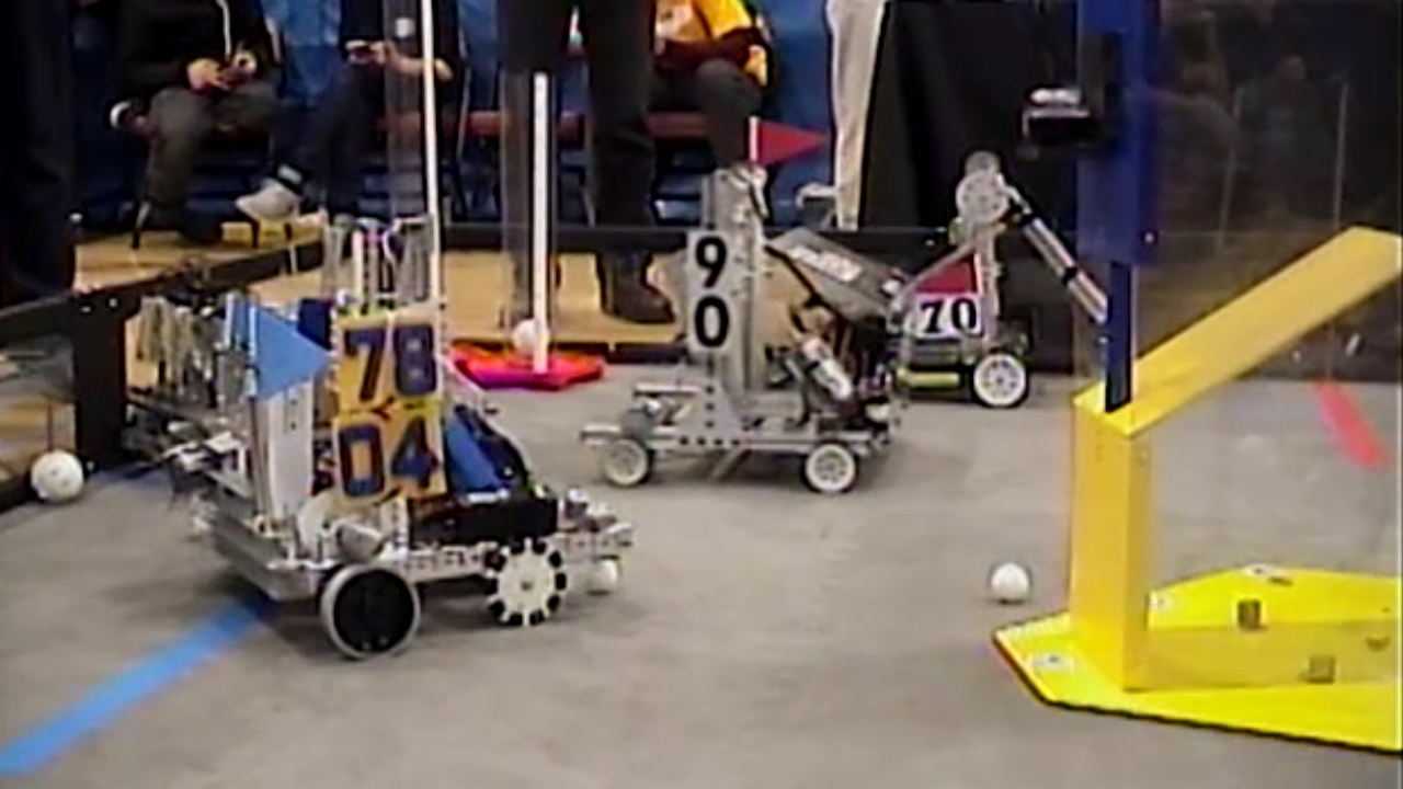 Robotics Competition 2015
