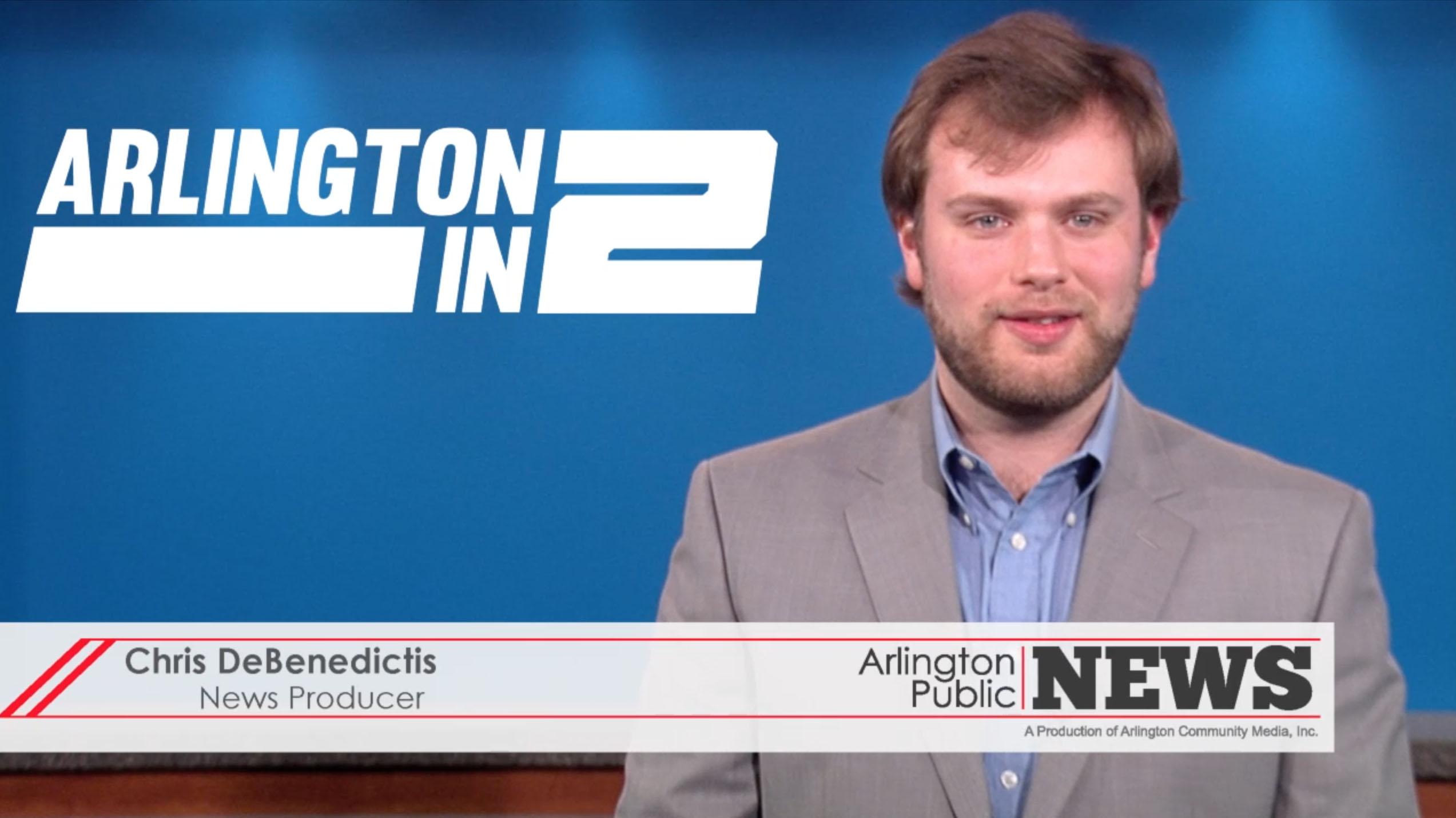 Arlington in 2 | March 06, 2015