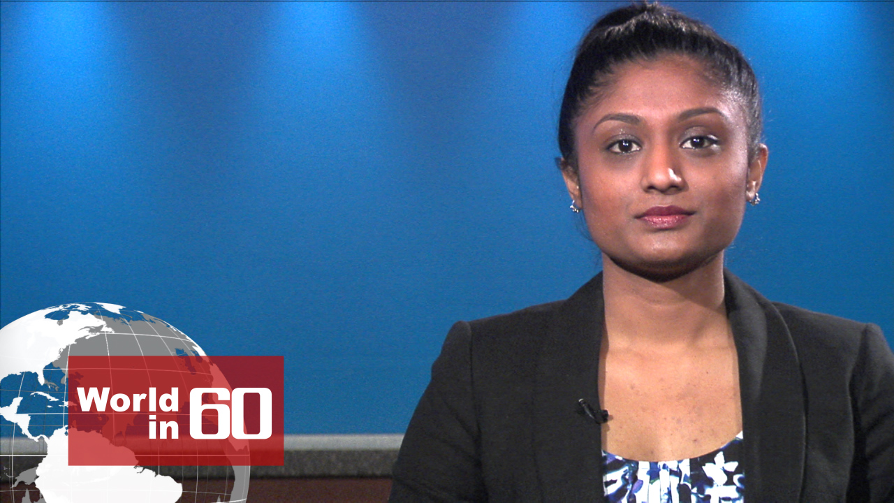 World in 60 | March 24, 2015