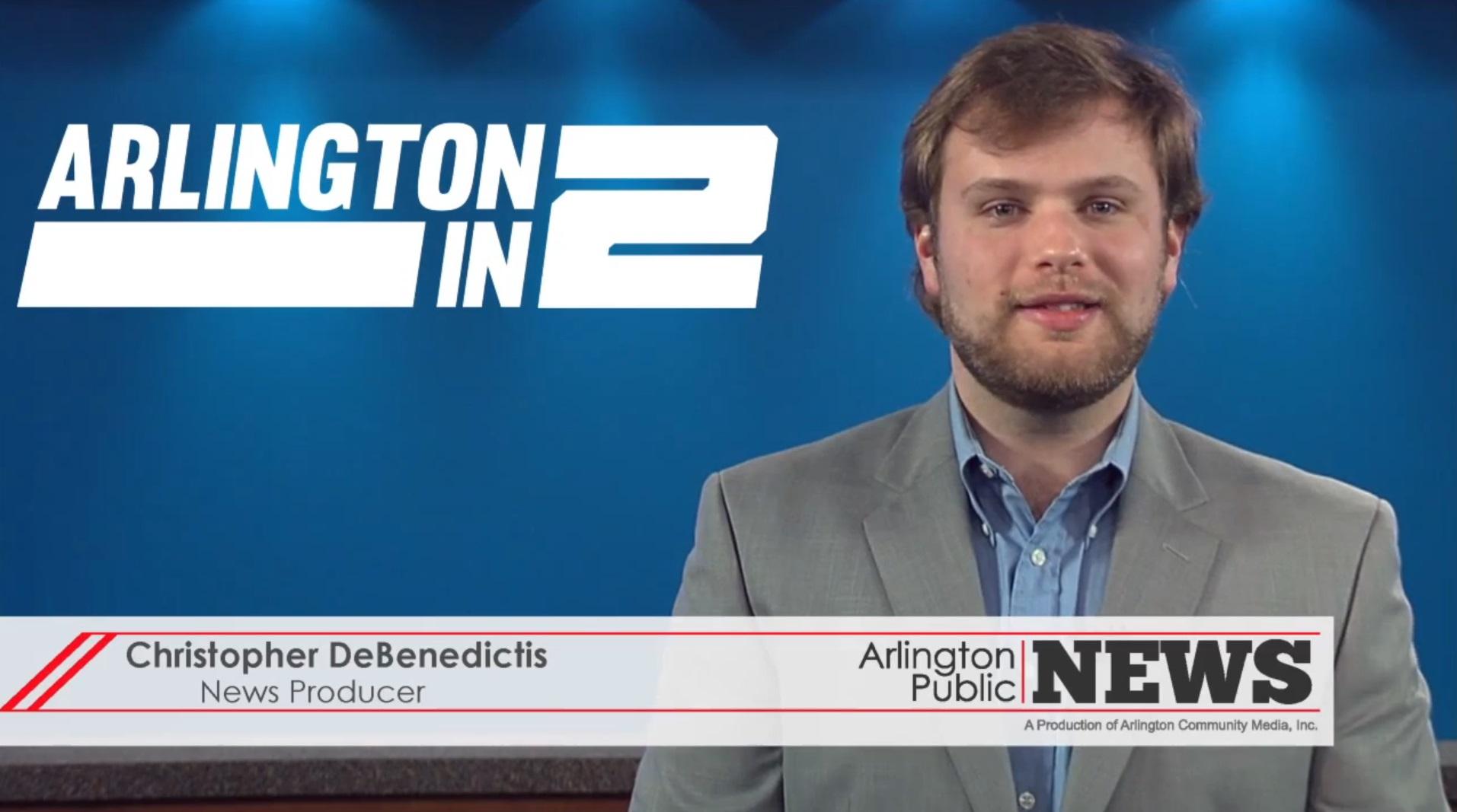 Arlington in 2 | March 13, 2015