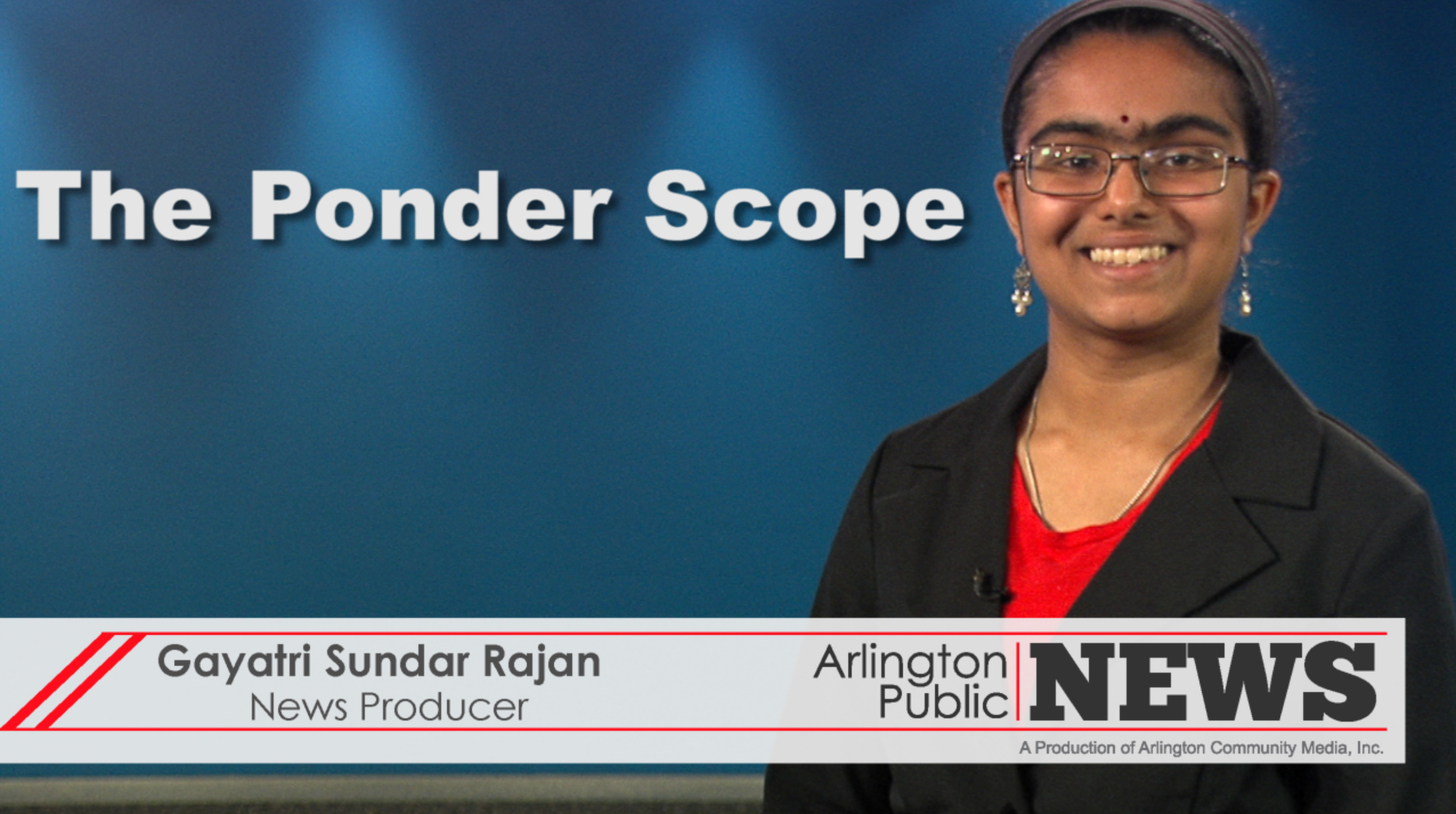 The Ponder Scope | College Scholarships