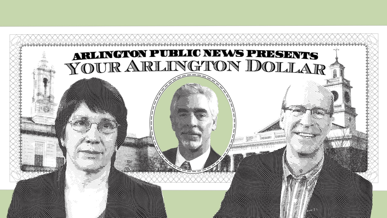 Your Arlington Dollar: Town Growth Rate