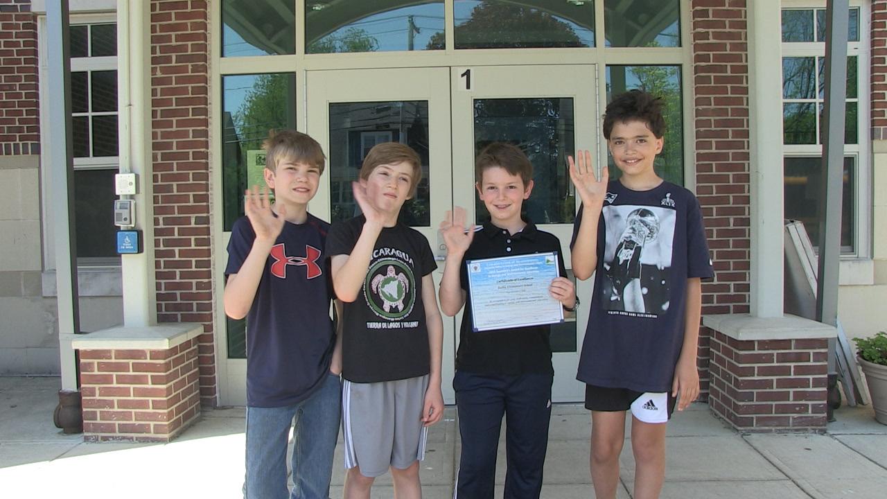 Dallin School Go Green Team