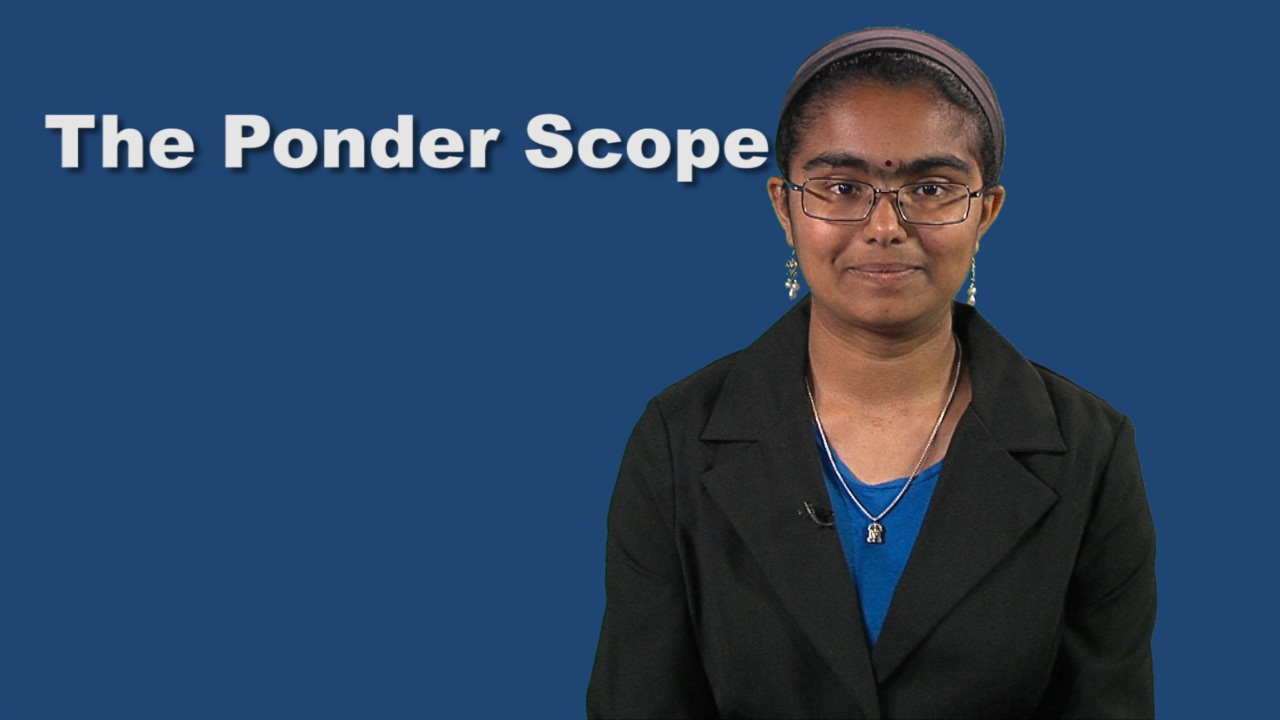 The Ponder Scope | May 07, 2015