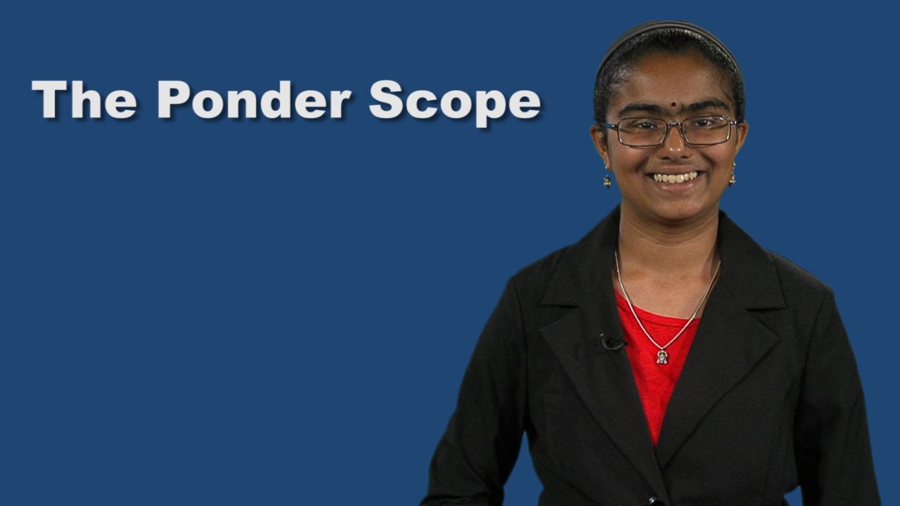 The Ponder Scope | May 12, 2015