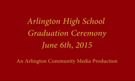 Arlington High School Graduation – June 6, 2015