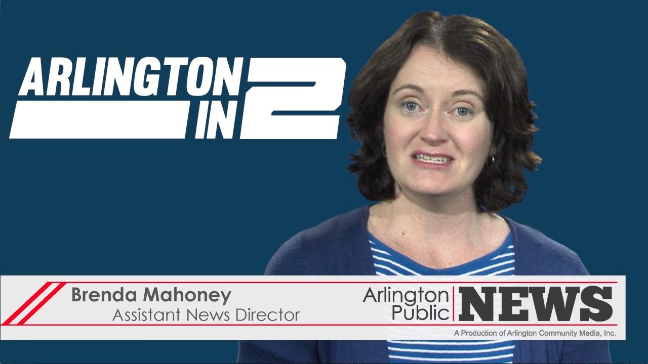 Arlington in 2 | June 1, 2015