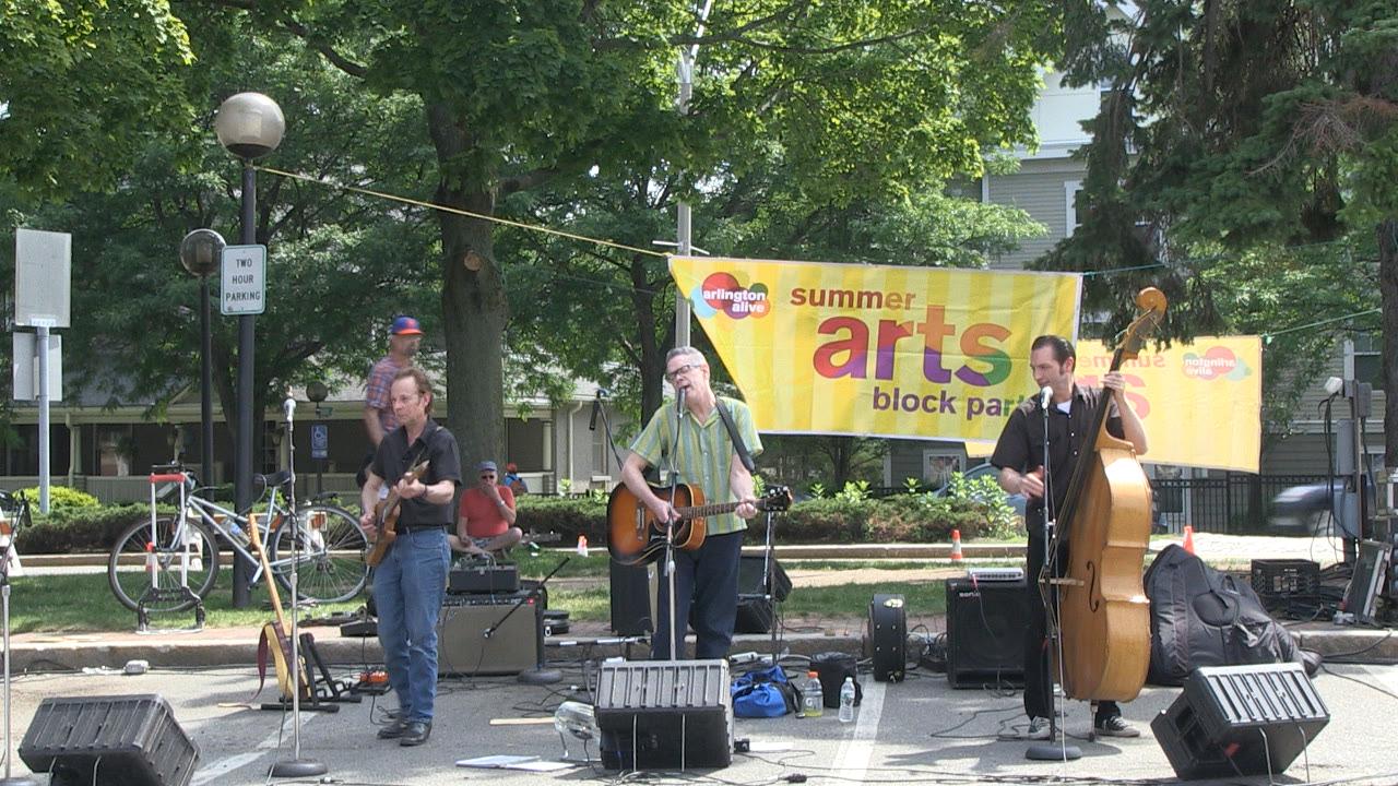 Summer Arts Block Party