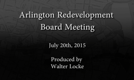 Redevelopment Board Meeting – July 20, 2015