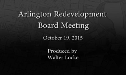 Redevelopment Board Meeting – October 19, 2015