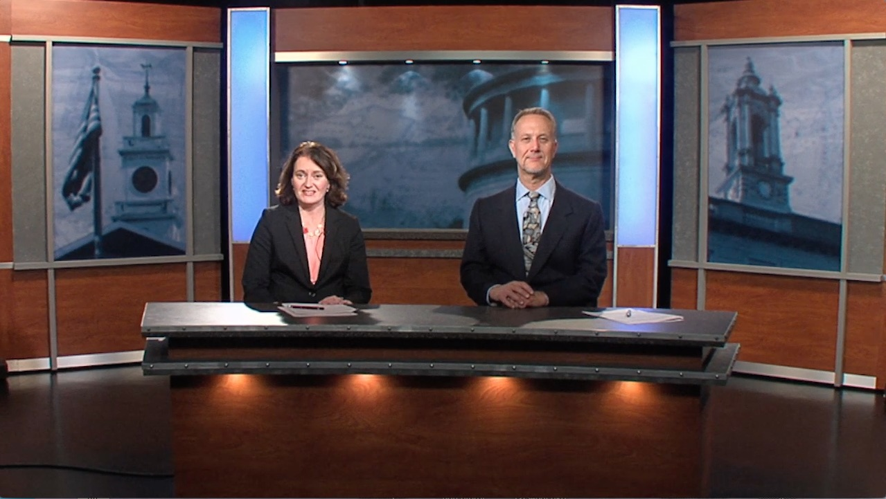 Newscast: October 8, 2015