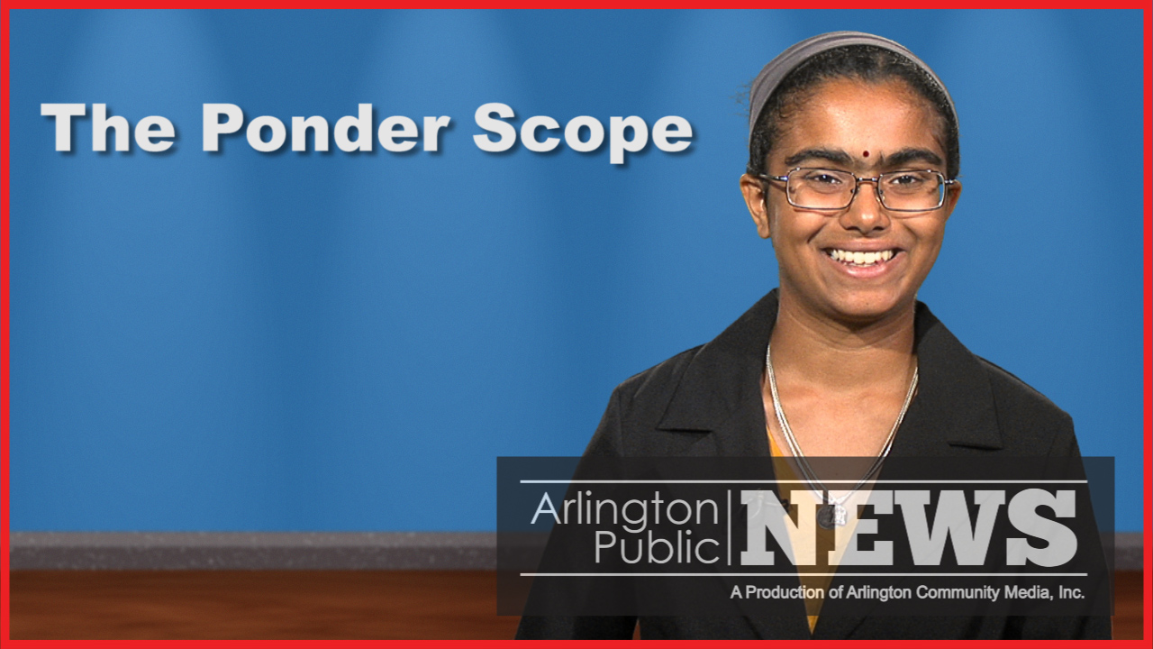 The Ponder Scope | October 05, 2015