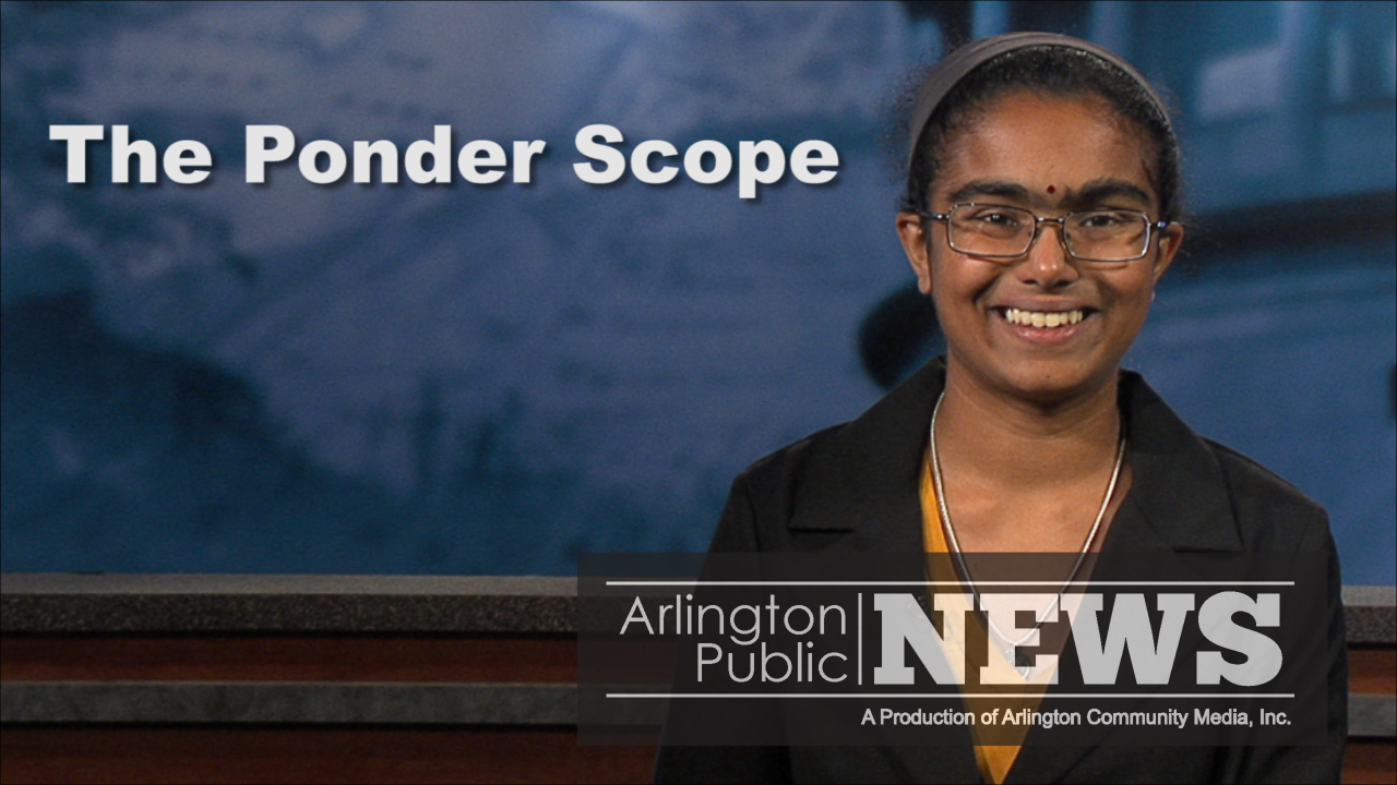 The Ponder Scope | October 19, 2015