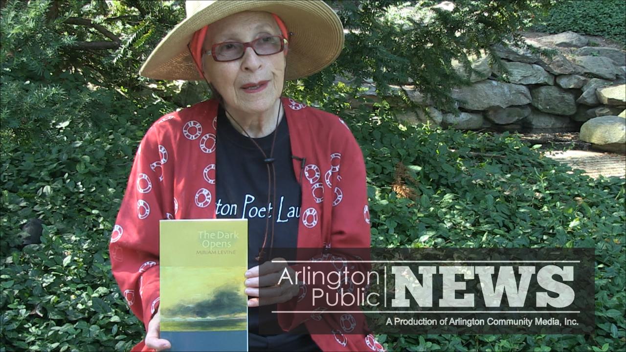 Poet Laureate Miriam Levine