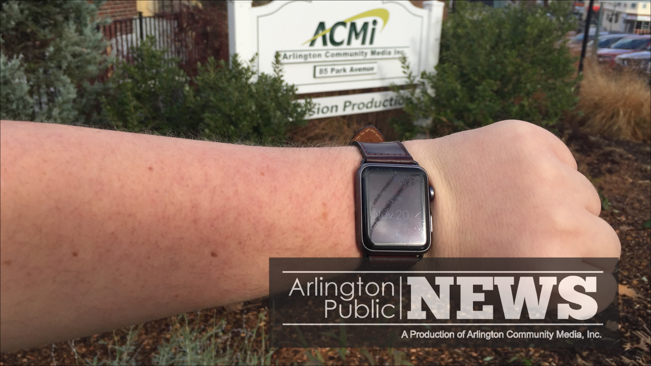 Apple Watch Challenge