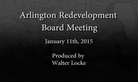 Redevelopment Board Meeting – January 11, 2016