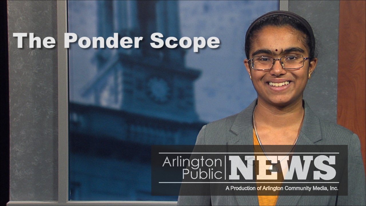 The Ponder Scope | January 05, 2016