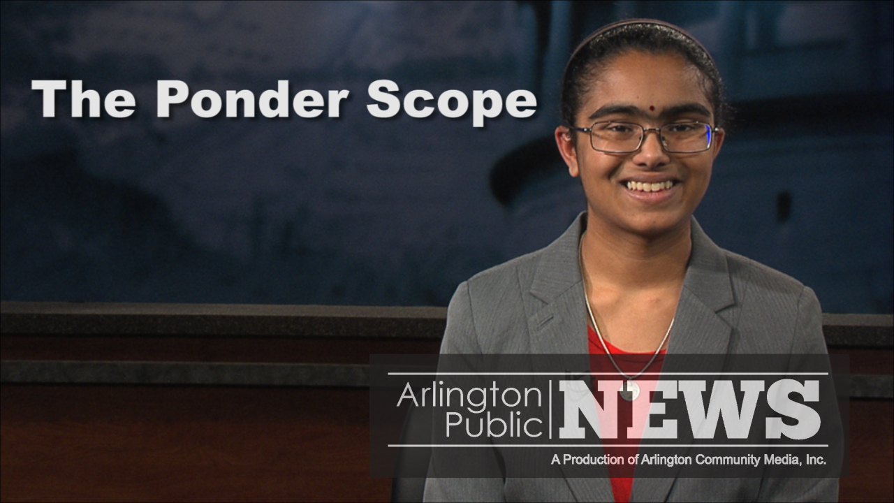 The Ponder Scope | January 12, 2016